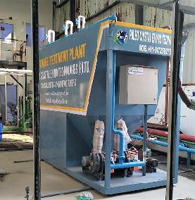 Effluent Treatment Plant in Punjab